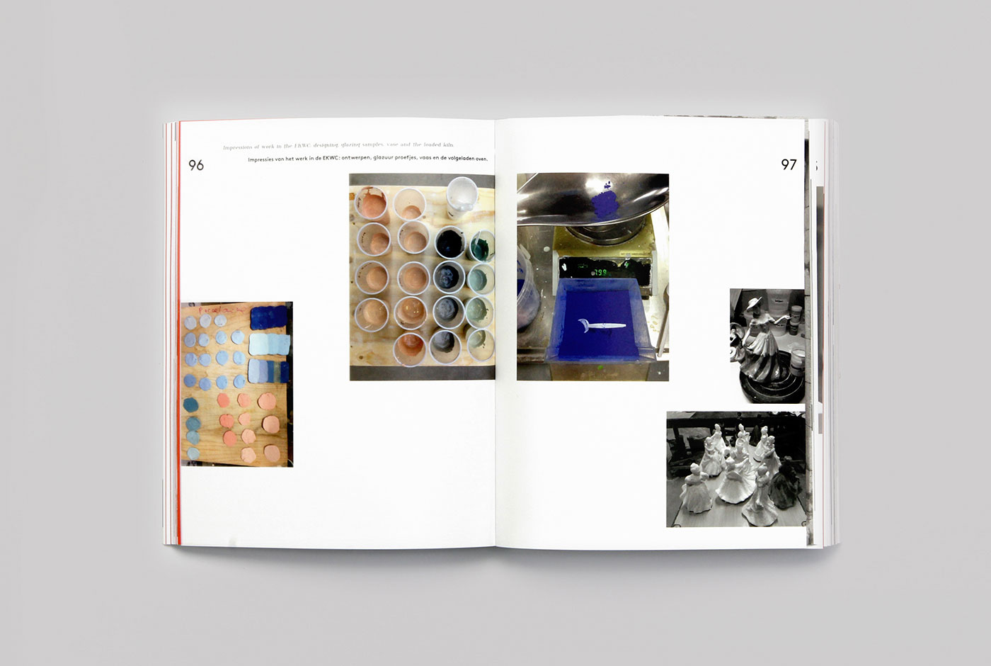 Talking Ceramics I Book design
