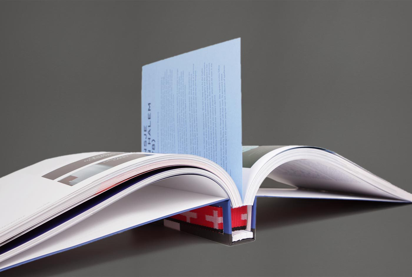 Een boek over verbinden