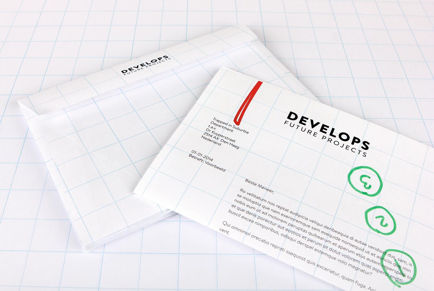 Develops Identity