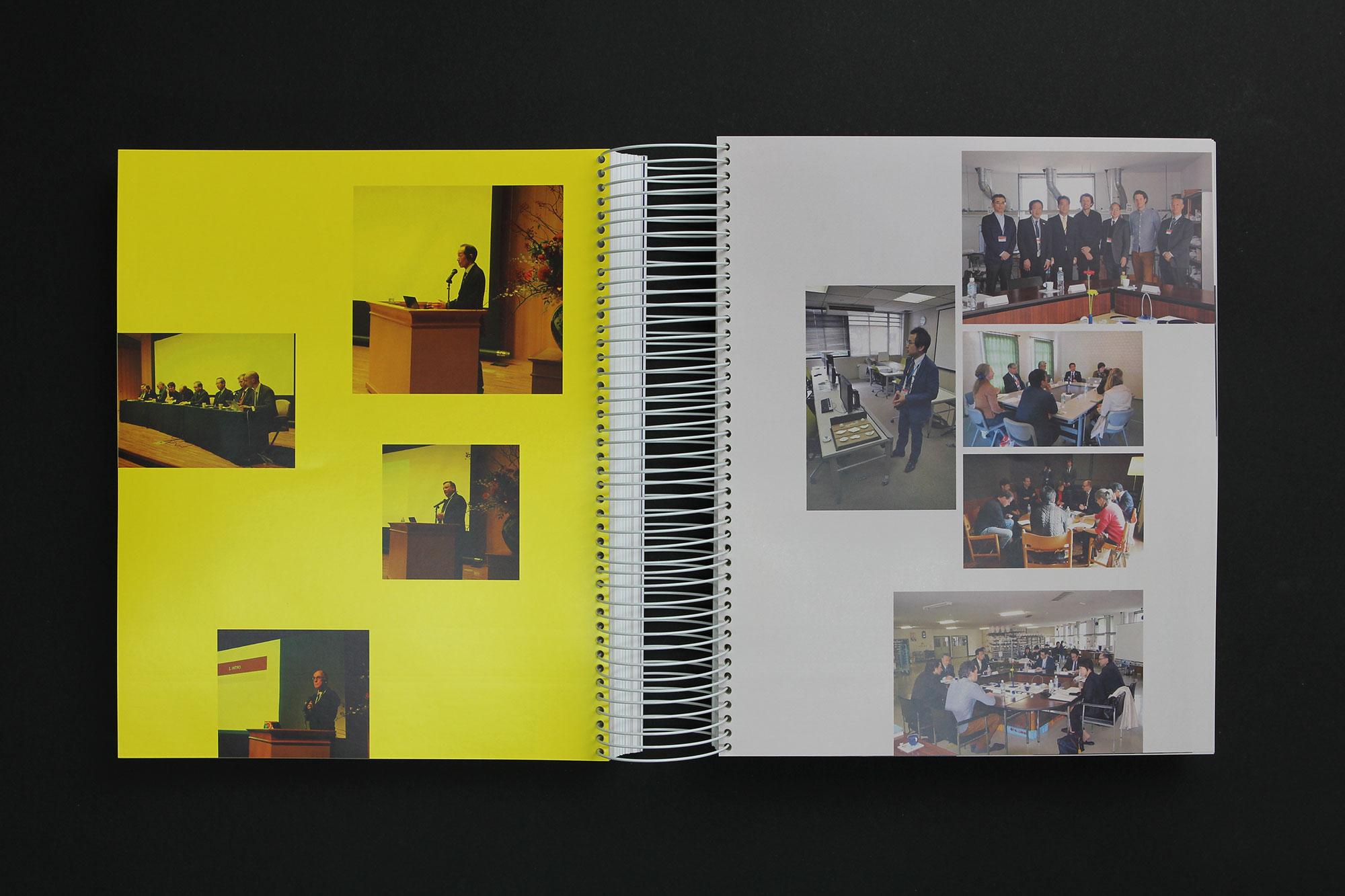 Trapped in Suburbia. Arita Ceramics Symposium. Bookdesign.