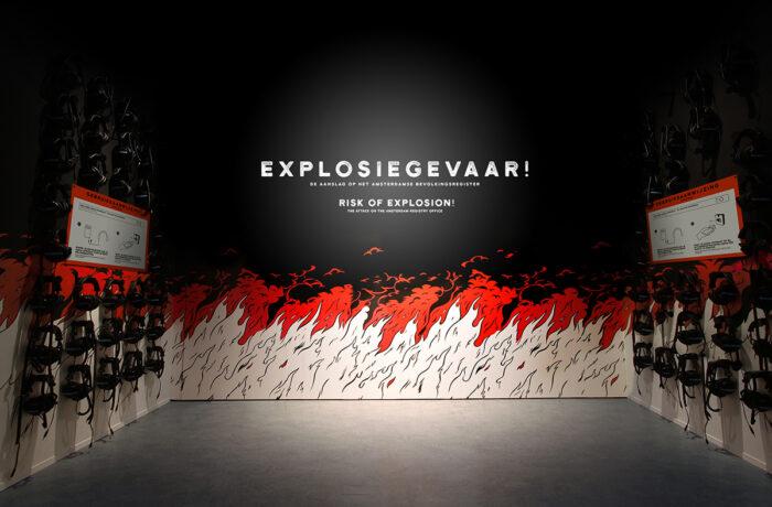 Explosiegevaar!